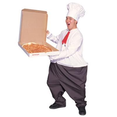 Click to get Chef Costume   Large 4042