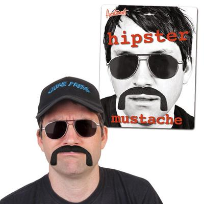 Click to get Hipster Mustache