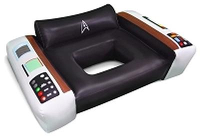 Click to get Star Trek Captains Inflatable Pool Chair