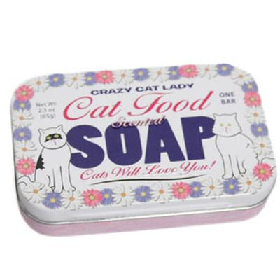 Click to get Cat Food Scented Soap