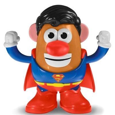 Click to get Superman Mr Potato Head