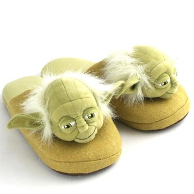 Click to get Star Wars Yoda Slippers