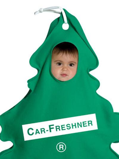 Click to get Tree Car Freshener Baby Costume