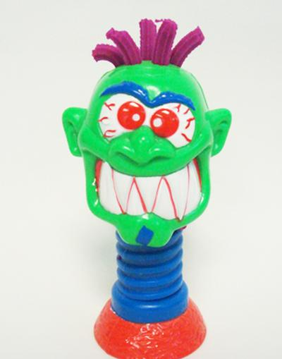 Click to get OOZE Play Dough Head Crankers