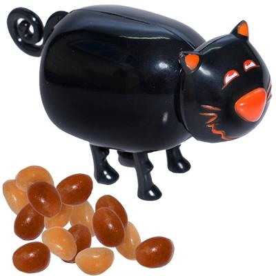 Click to get Trivk the Pooping Cat Candy Dispenser