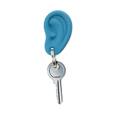 Click to get Ear Ring Keychain