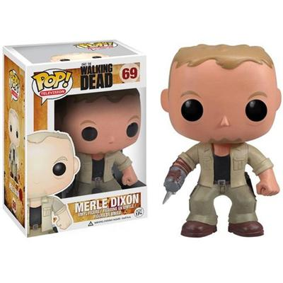 Click to get Pop Vinyl Figure The Walking Dead Merle