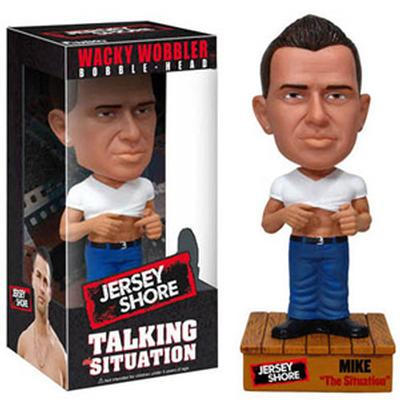 Click to get Jersey Shore Talking Bobbleheads