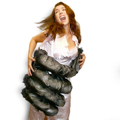 Click to get King Kong Hand and Dress Costume