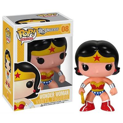 Click to get Wonder Woman POP Vinyl Figure