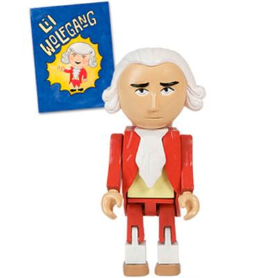 Click to get Lil Mozart Posable Figure
