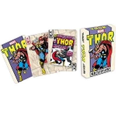 Click to get Marvel  Thor Covers Playing Cards