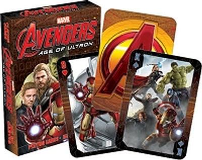 Click to get Marvel Avengers 2 Playing Cards