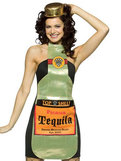 Click to get Top Shelf Tequilla Dress Adult
