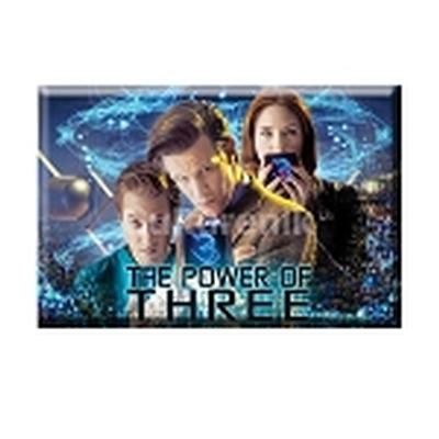 Click to get Doctor Who Magnet Power of Three