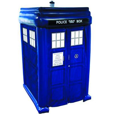 Click to get Doctor Who Giant Inflatable TARDIS