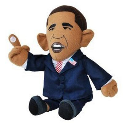 Click to get Farting Obama Doll