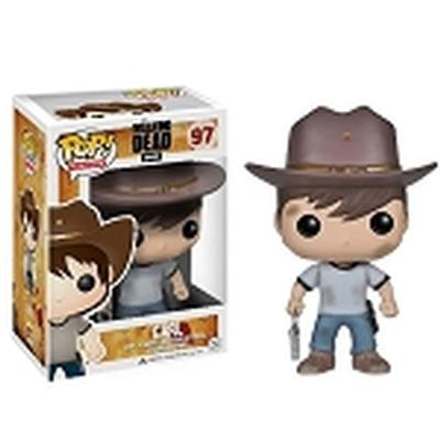 Click to get Pop Vinyl Figure Walking Dead Carl