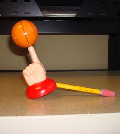 Click to get Basketball Pencil Sharpener