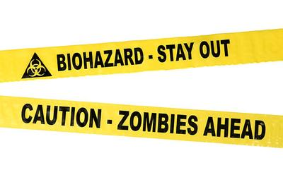 Click to get Biohazard Crime Tape