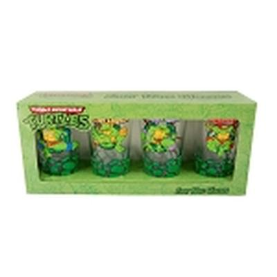 Click to get Ninja Turtles Pint Glasses Set of 4