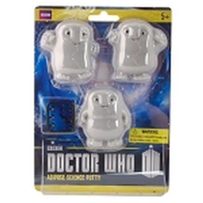 Click to get Doctor Who Adipose Putty Stress Toys