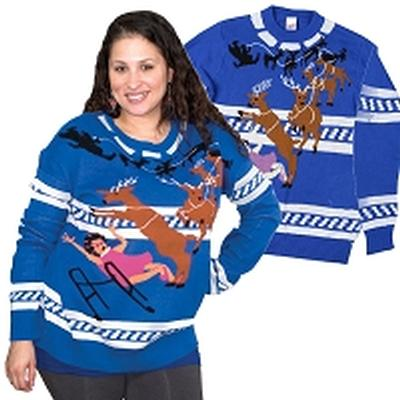 Click to get Ugly Christmas Sweater Granny Got It
