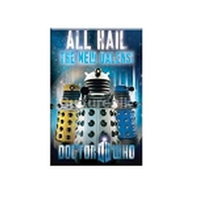 Click to get Doctor Who Magnet All Hail the New Daleks