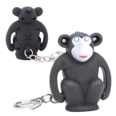 Click to get LED Monkey Keychain