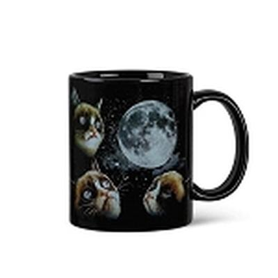 Click to get Grumpy Cat Mug Color Changing