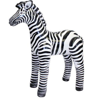 Click to get Inflatable Zebra 29 tall