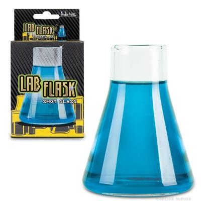 Click to get Lab Flask Shot Glass