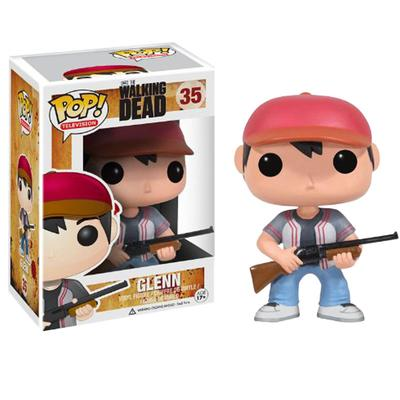 Click to get Pop Vinyl Figure The Walking Dead Glenn