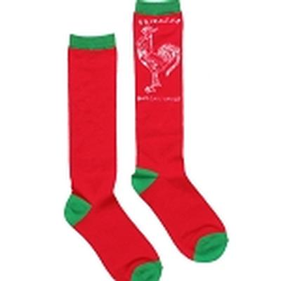 Click to get Sriracha Rooster Logo Socks