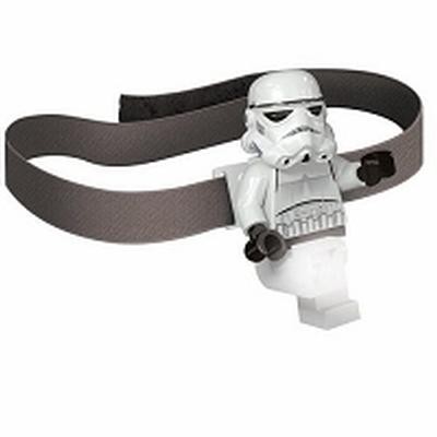 Click to get Star Wars Stormtrooper LED Head Lamp