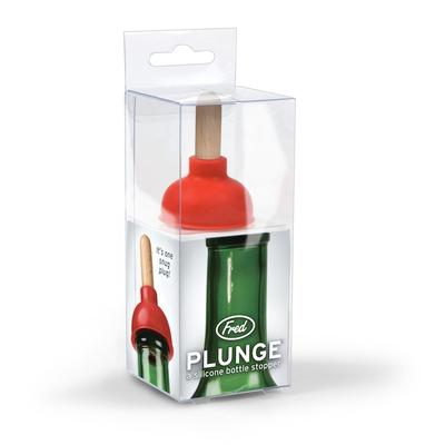 Click to get Plunge Bottle Stopper
