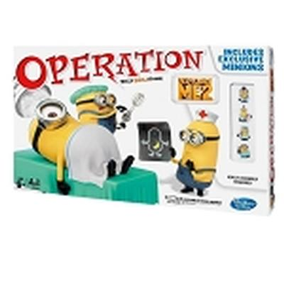 Click to get Despicable Me Minion Operation Game