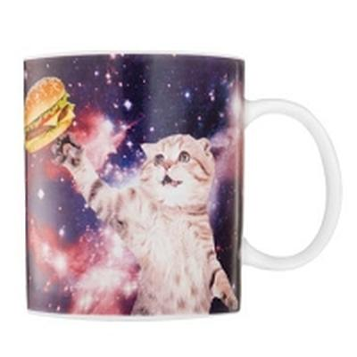 Click to get Cat in Space Mug