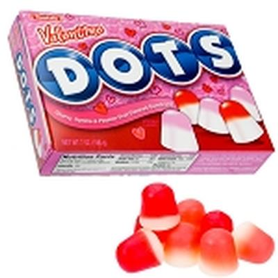 Click to get Valentine Dots Candy