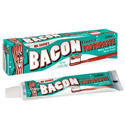 Click to get Bacon Toothpaste