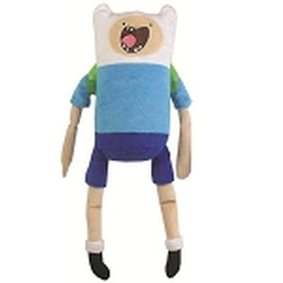 Click to get Adventure Time Pull String Plush Finn Doll