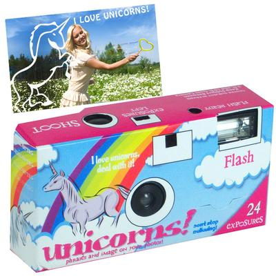 Click to get Unicorn Magic Disposable Camera
