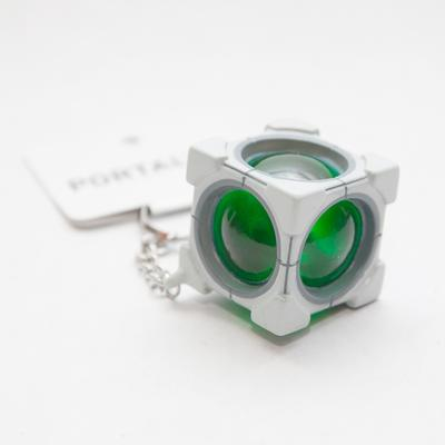 Click to get Portal 2 Refracting Box Keychain