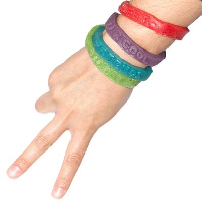 Click to get Gummy Love Bands Candy