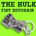 The Hulk Fist Keychain