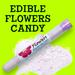 Edible Flowers Candy